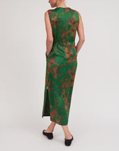 Load image into Gallery viewer, Women's Gamberied Silk Dress