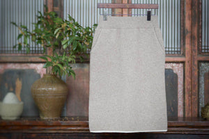 Women's Cashmere Knitted Skirt