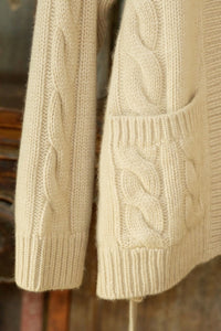 Women's Cashmere Cardigan