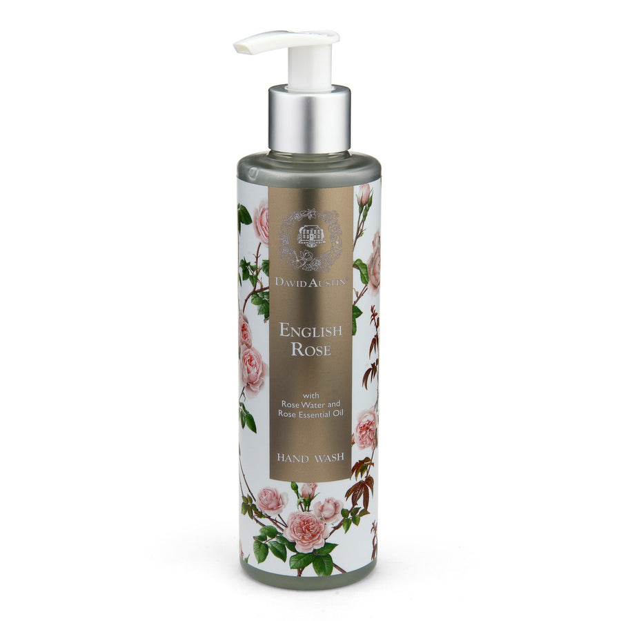 English Rose Hand Wash