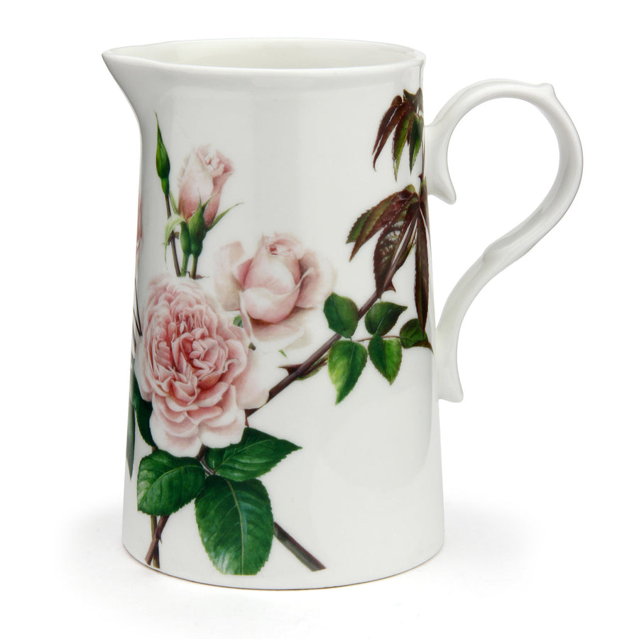 English Rose Straight Jug