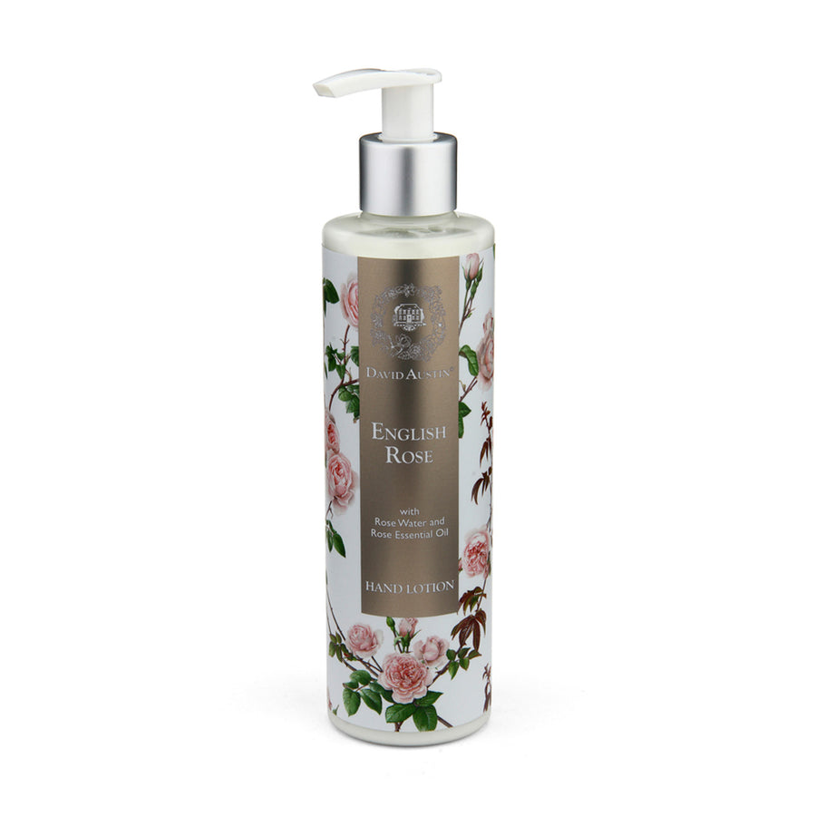 English Rose Hand Lotion