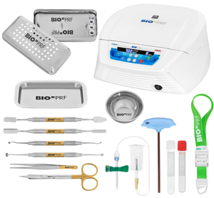 BIO-PRF Horizontal Machine 14-Piece Starter Package