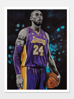 The Black Mamba | Fine Art Print