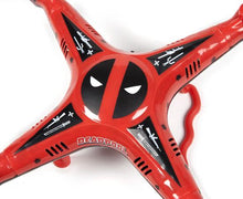 Load image into Gallery viewer, Marvel-Licensed-Deadpool-2.4GHz-4.5CH-RC-Drone5
