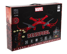 Load image into Gallery viewer, Marvel-Licensed-Deadpool-2.4GHz-4.5CH-RC-Drone7
