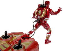 Load image into Gallery viewer, Marvel-Licensed-Avengers-Iron-Man-2CH-IR-RC-Helicopter7