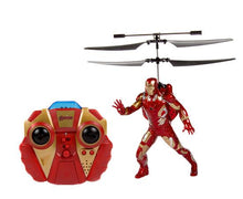 Load image into Gallery viewer, 33189Marvel-Licensed-Avengers-Iron-Man-2CH-IR-RC-Helicopter1