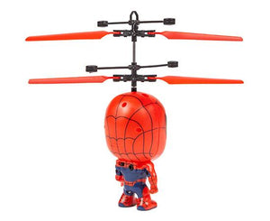 Marvel-3.5-Inch-Spider-Man-Flying-Figure-IR-Helicopter3