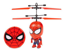 Load image into Gallery viewer, 33245Marvel-3.5-Inch-Spider-Man-Flying-Figure-IR-Helicopter1