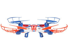 Load image into Gallery viewer, Marvel-Licensed-Captain-America-Sky-Hero-2.4GHz-4.5CH-RC-Drone2