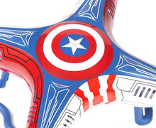 Load image into Gallery viewer, Marvel-Licensed-Captain-America-Sky-Hero-2.4GHz-4.5CH-RC-Drone3