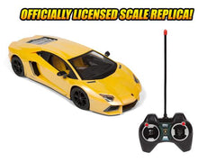 Load image into Gallery viewer, 34995Lamborghini-Aventador-LP-700-4-1:14-Electric-RC-Car1