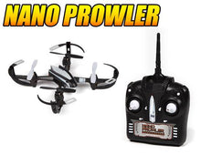 Load image into Gallery viewer, 35065Nano-Prowler-2.4GHz-4.5CH-RC-Drone1