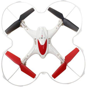 WonderTech Nebula 2.4GHz 6-Axis Gyro Quadcopter Drone with HD FPV Real Time Live Video Feed Camera, White