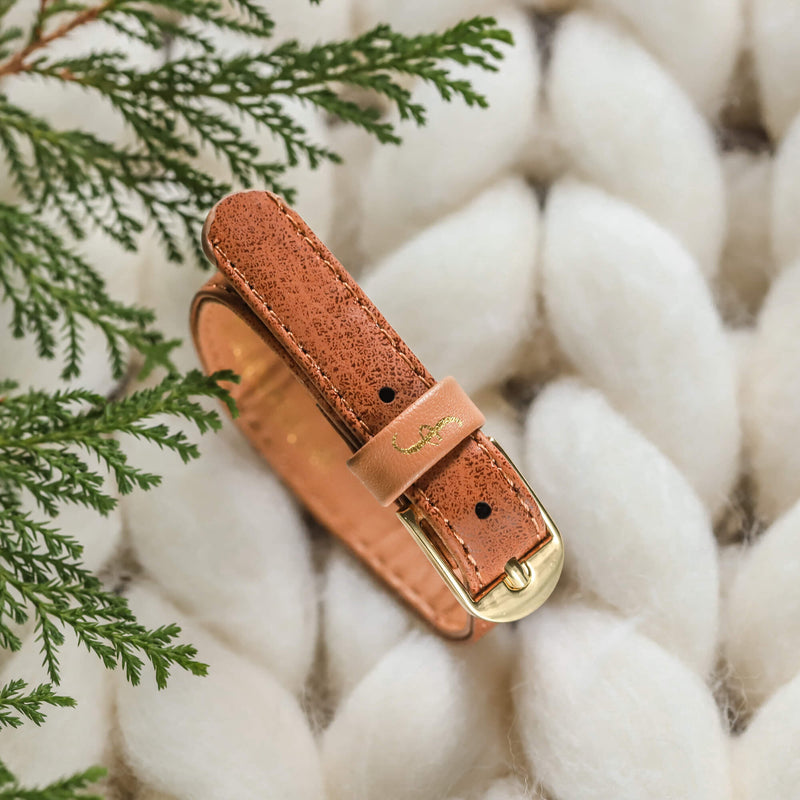 Extra Bracelet for The Classic Pup - Cognac