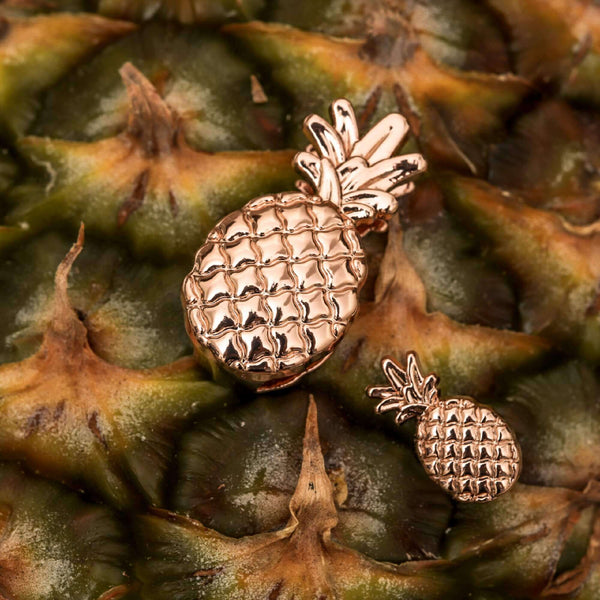 Pineapple Slider Charms