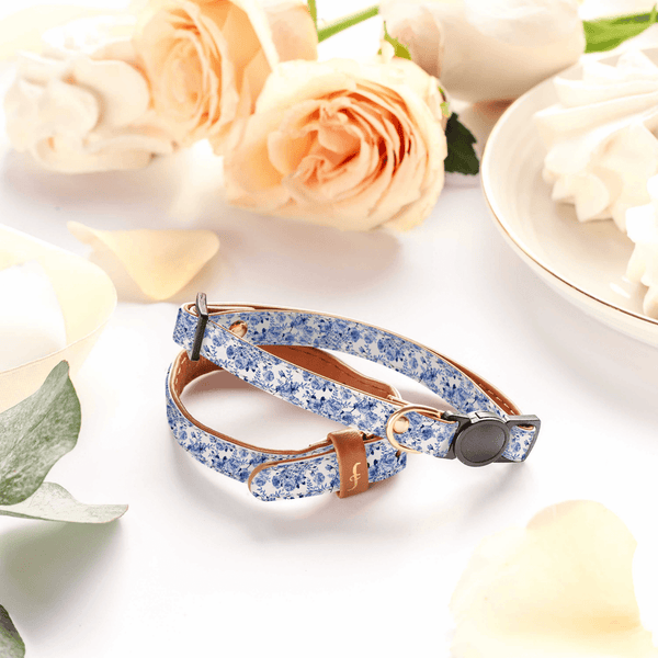 Porcelain Kitty  - Cat Collar