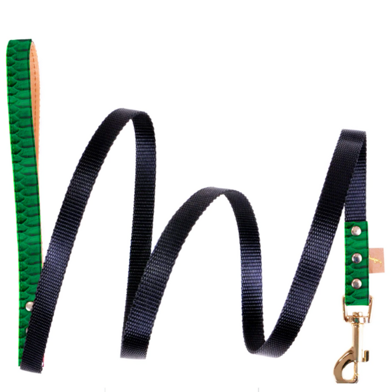 Exotic-a-go-go - Emerald Green - Leash