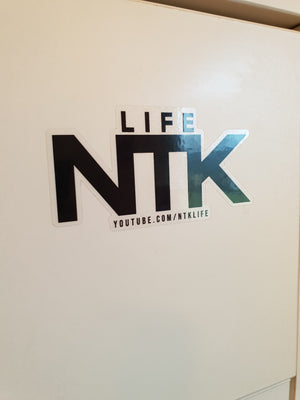NTK Stickers x5 - BPWB-shop