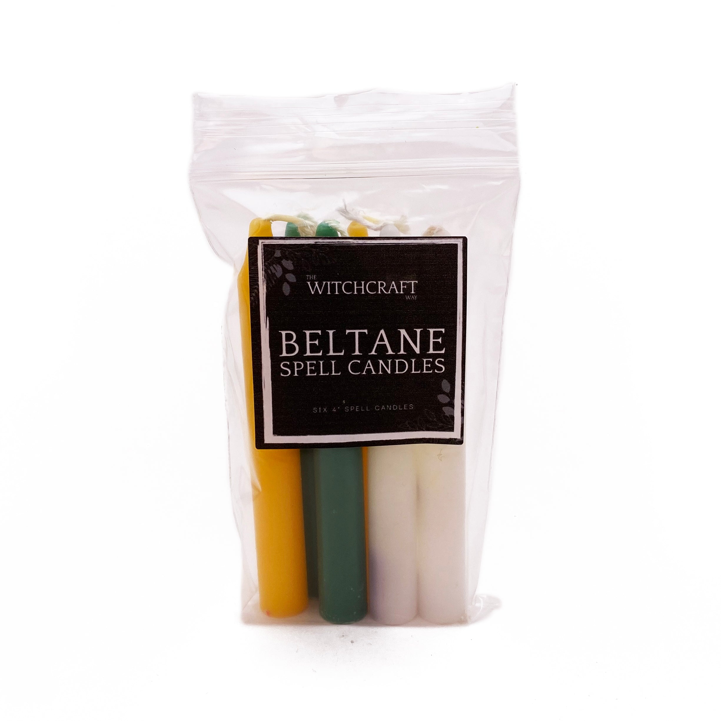Beltane Spell Candles