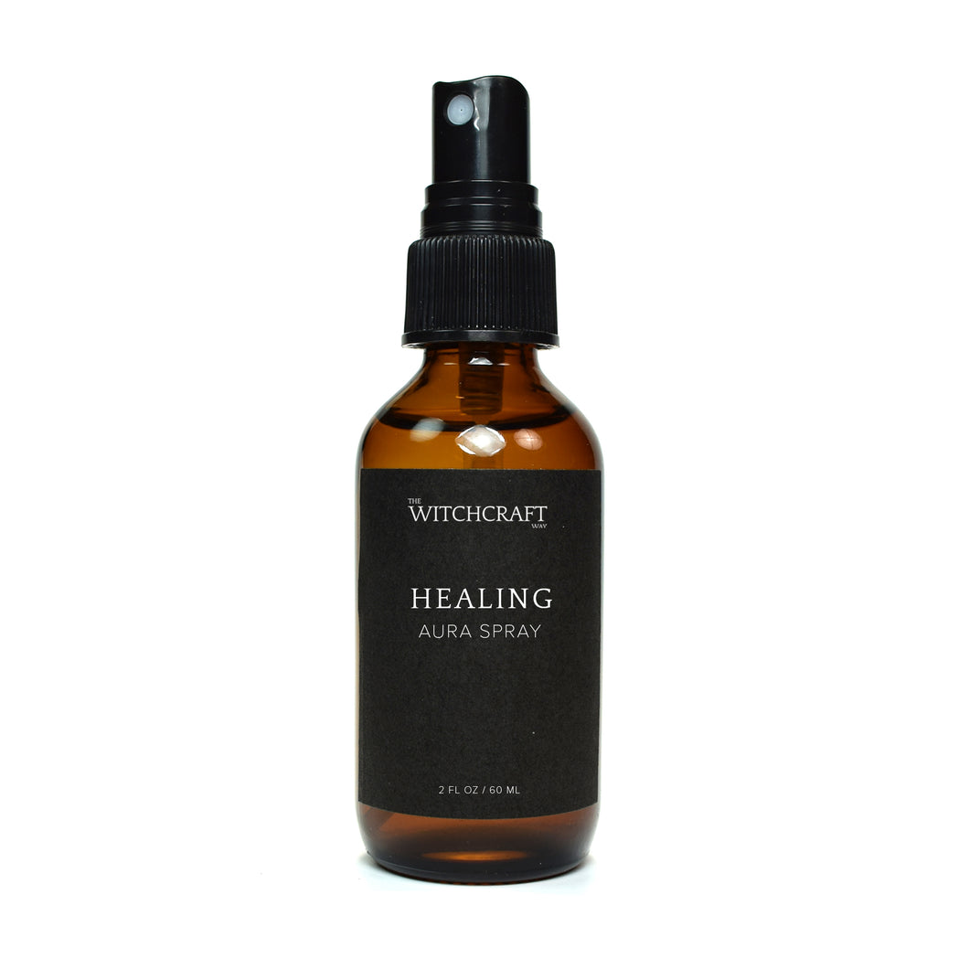 Healing Aura Spray
