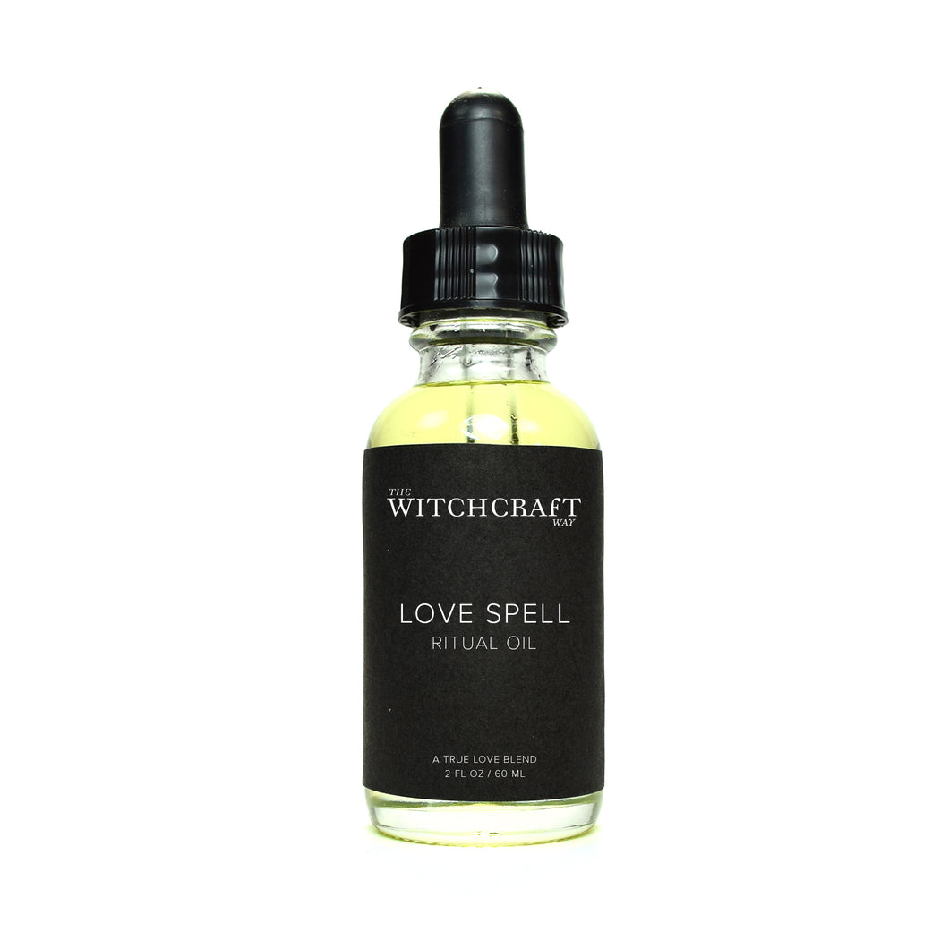 Love Spell Oil