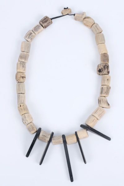 Driftwood necklace