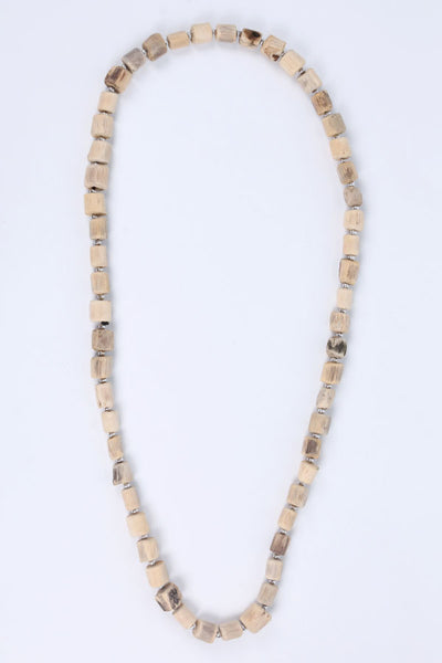 Long Driftwood necklace