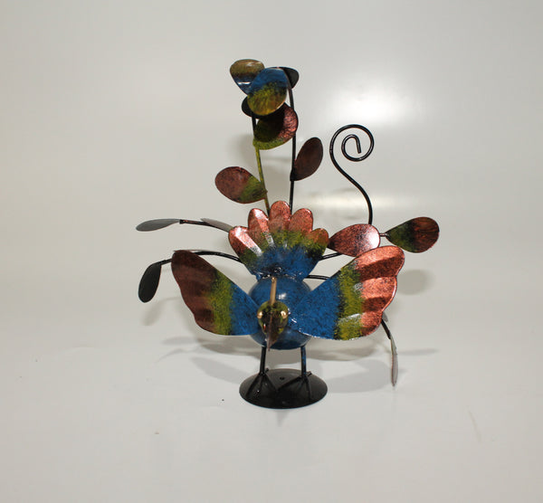 Peacock Bird as Name-card holder