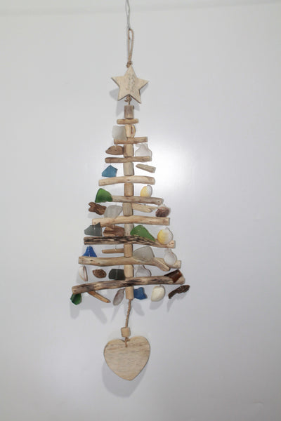 Hanging Christmas Tree 3D Style