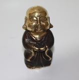 Buddha Monk Standing in set of 3