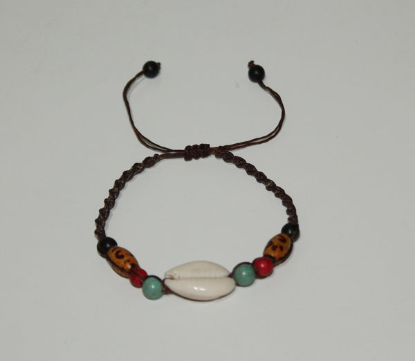 Bracelet Beads With One Shell