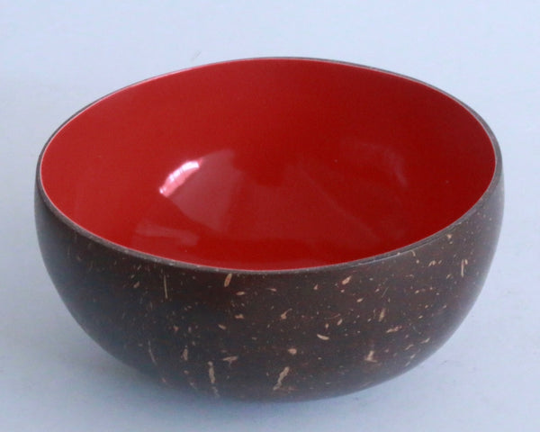 Coconut Bowl Lacquered Without leg
