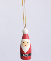 Hanging Santa bottle