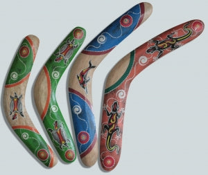 Boomerangs (Set of 4)