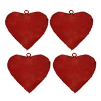 Iron Heart Set of 4