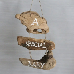Driftwood Sign Combo