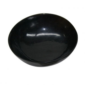 Buffalo Black Bowls (Horn)