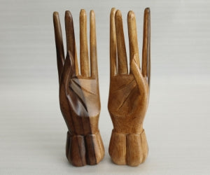 Hand Jewelry Display (set of 2)