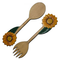 Sunflower Salad Set