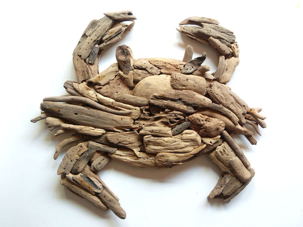 Crab wall deco