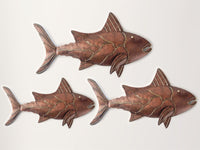 Fish set of 3