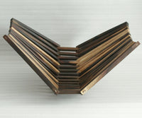 Fruit Bowl without legs (Rosewood)