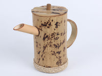 Bamboo decorative Teapot