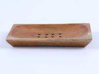Soap Holder in Teak Wood