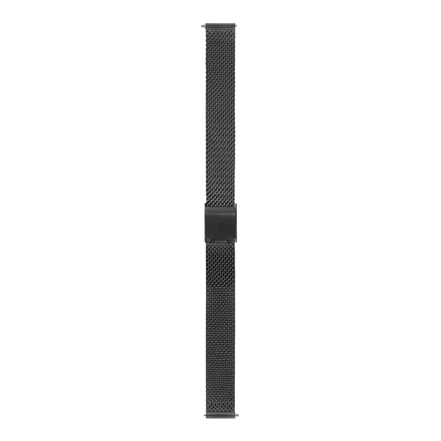 12mm Stainless Steel Strap, Gunmetal