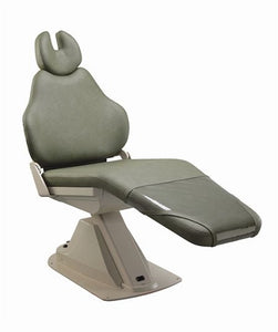 Boyd Consult Chair M300X 110V ,Treatment Chair Powered Back, Fixed Base, Black