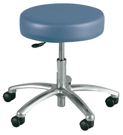 "16""  Gas Lift Stool with Chrome Base"