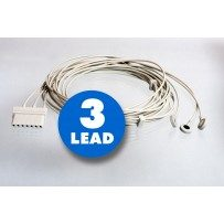 Zoe Medical 3 Lead ECG Cable